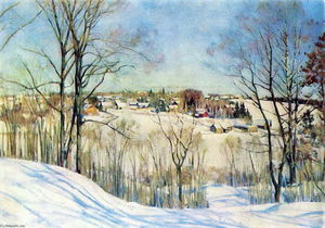The Winter Day