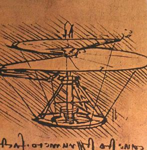 Design for a helicopter