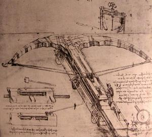 Design for an enormous crossbow