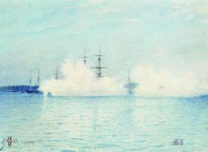 Salute September 26, 1902