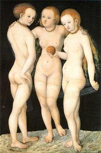 le trois grâces