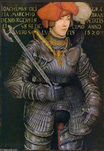 Portrait of Joachim II