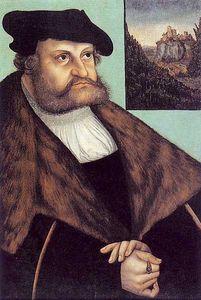 Johann Friedrich von Sachsen