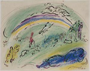 Noé y el arcoiris