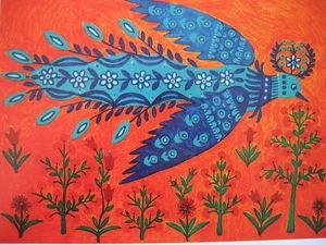 Sun-Bird, Rye and Wheat