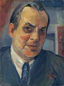 Portrait of A. Winner