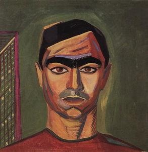 Portrait of Mnatsakan Gyulnazaryan