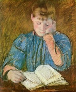 The Pensive Reader