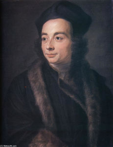 Abbot Jean Jacques Huber
