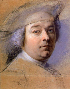 Study for portrait of unknown man