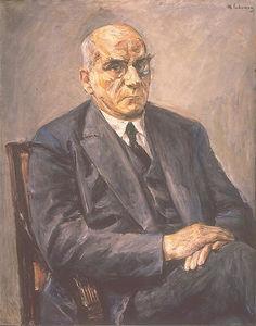 Portrait of Otto Braun