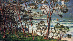 The Shore at Duarnenez