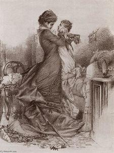 Anna Karenina meets her son