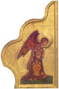 Annunciation. Archangel Gabriel.