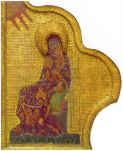 Annunciation. Virgin Mary.