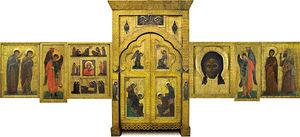 Perm iconostasis