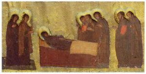 The Virgin Holidays. Assumption of the Virgin.