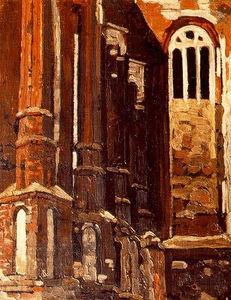 Kovno. Old church.
