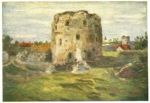 Pskov towers