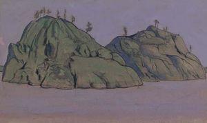 Study of Two Islands in Lake Ladoga
