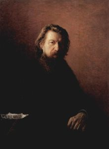 Portrait of Alexei Antipowitsch Potechin