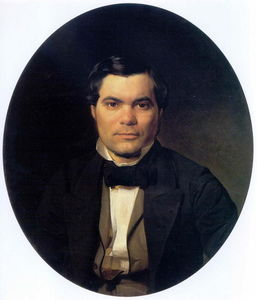 Portrait de Yakov Merkoulov