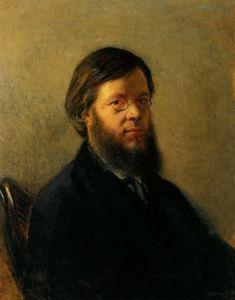 Portrait of A.N.Pypin
