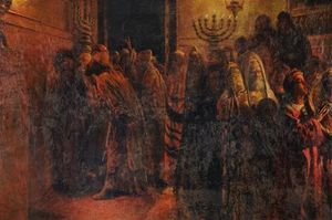 The Judgment of the Sanhedrin