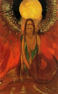 The Flame (Goddess of Fire)