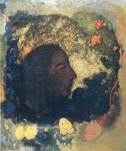 Black Profile (Gauguin)