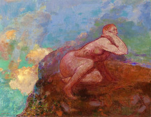 Nude Woman on the Rocks.jpeg
