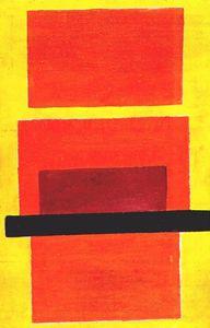 Peinture de couleur (Composition Non-Objective)