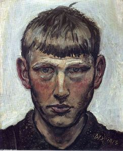 Small Self-Portrait