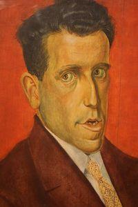 Portrait of the Lawyer Hugo Simons