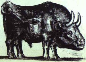 Bull (plate II)