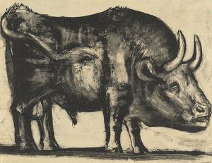 Bull (plate III)