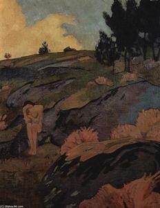 Melancholia, or Breton Eve