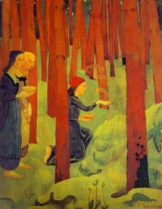 The Incantation (The Holy Wood)