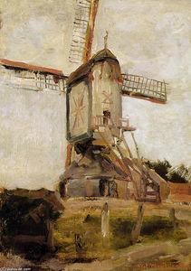 Mill of Heeswijk Sun