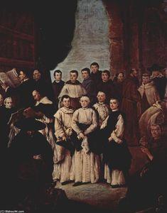 Friars in Venice