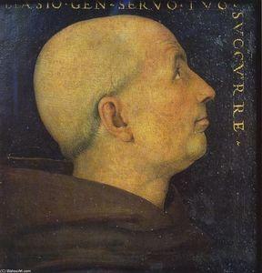 Potrait of Don Biagio Milanesi
