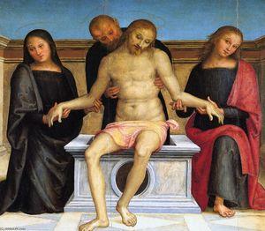 Pala di Sant Agostino (Pieta)