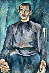 Portrait of Yuri Petrovich Yuriev