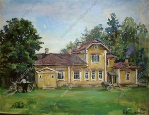 House in Knobs