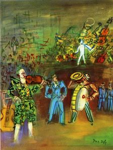 Clowns and Musicians