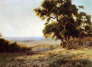 Late Afternoon, Valley of the Leon