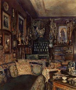 The Office of Count Lanckoronski, Vienna