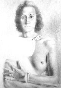 Portrait of Gala