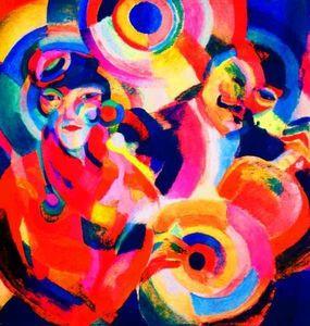 Flamenco singer
