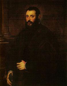 Portrait of Nicolaus Padavinus
